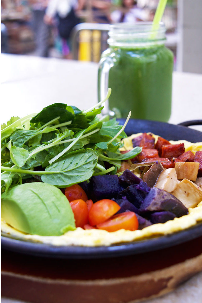 healthy restaurants Waikiki