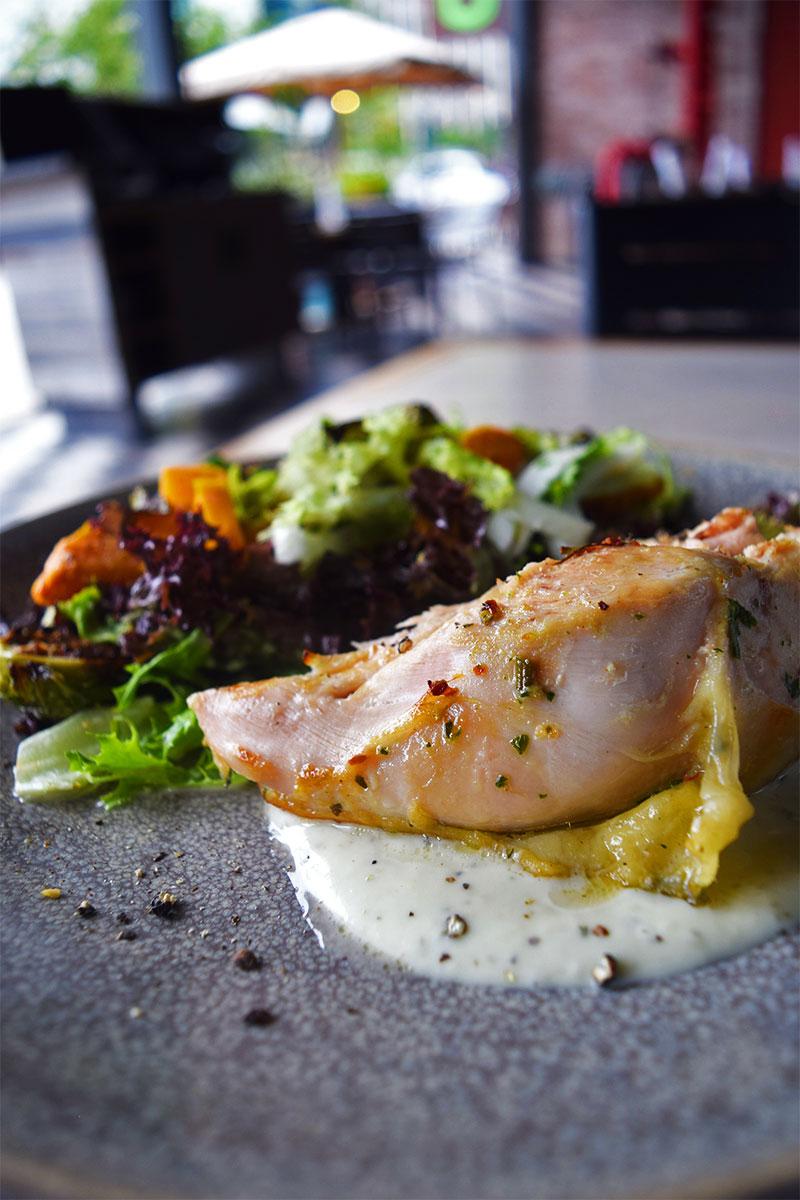 Moku Kitchen, Peter Merriman, Salt, Kaka'ako, healthy lunch