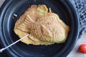 how to make taiyaki