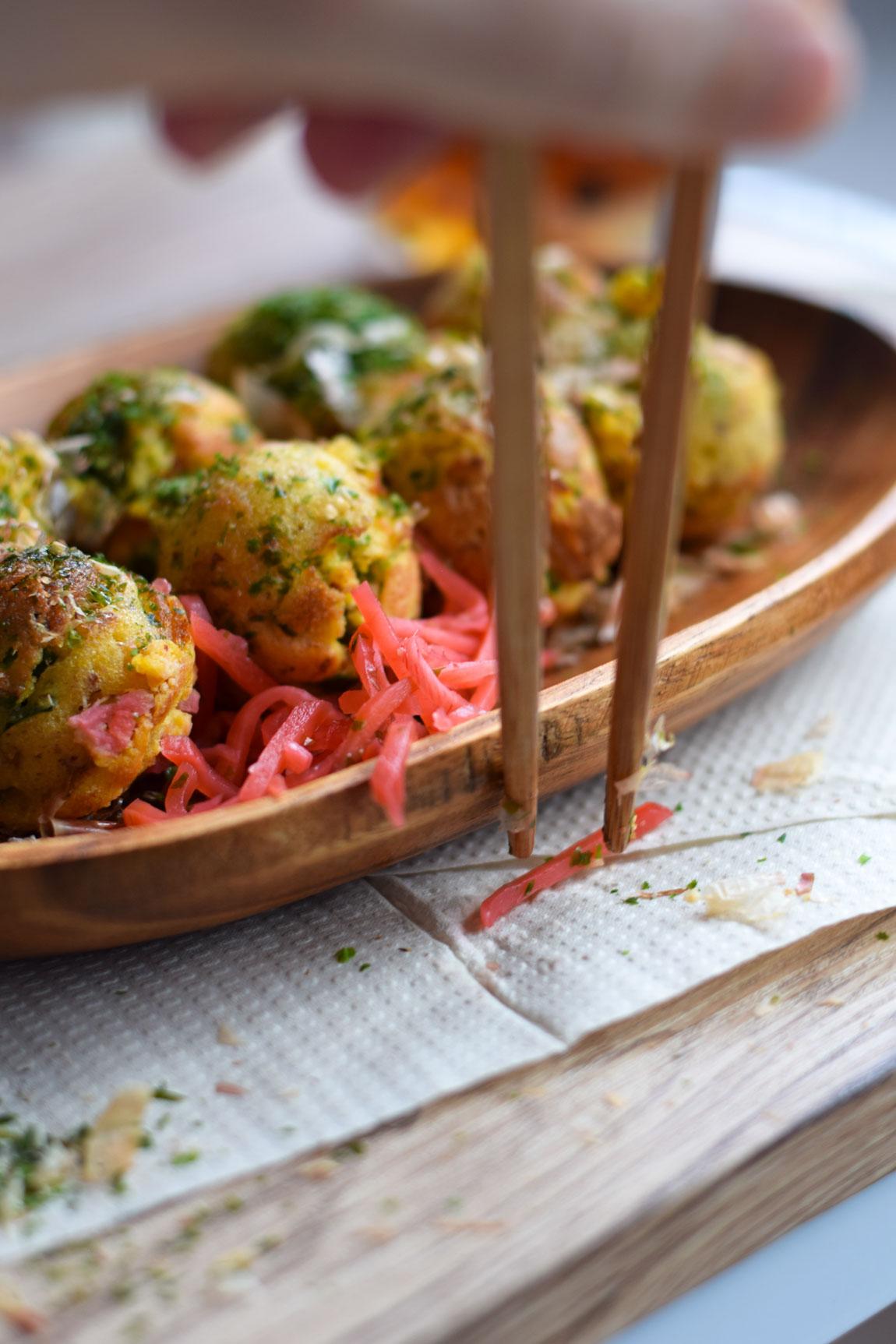 healthy takoyaki recipe