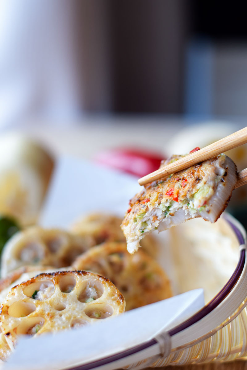 recipes with lotus root