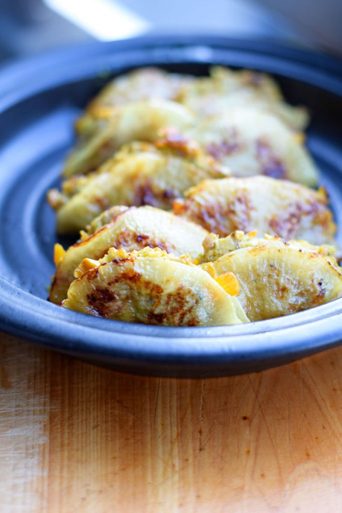 healthy gyoza dumpling recipe