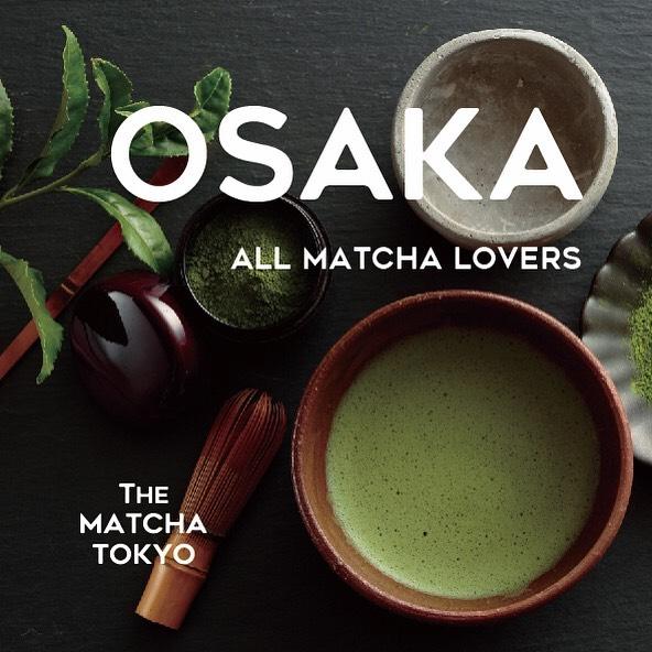 the matcha osaka