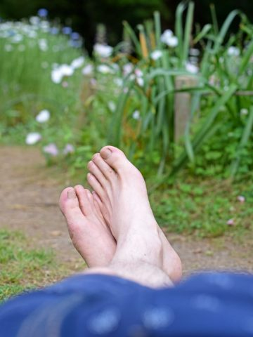 grounding or Earthing benefits
