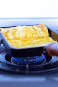 how to cook Japanese eggs, tamagoyaki