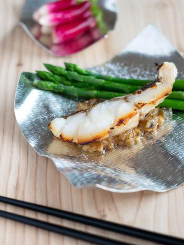 saikyoyaki miso fish
